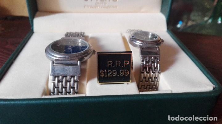 Relojes: reloj stylito para el y para ella nuevos a estrenar - Foto 2 - 126658927