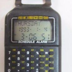 Relojes: RELOJ COLGANTE DIGITAL SCHEDULE ALARM DE CUARZO. Lote 126964843