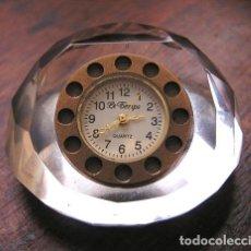 Relojes: LE TEMPS / QUARTZ. Lote 127184267