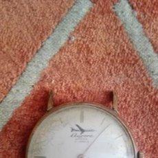 Relojes: AURORE LUXE 21 JEWELS INCABLOC FUNCIONA PERO SE PARA. Lote 127346287