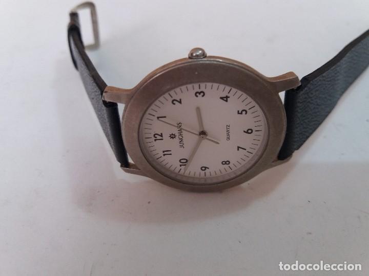 RELOJ JUNGHANS DE CUARZO (Relojes - Relojes Actuales - Otros)