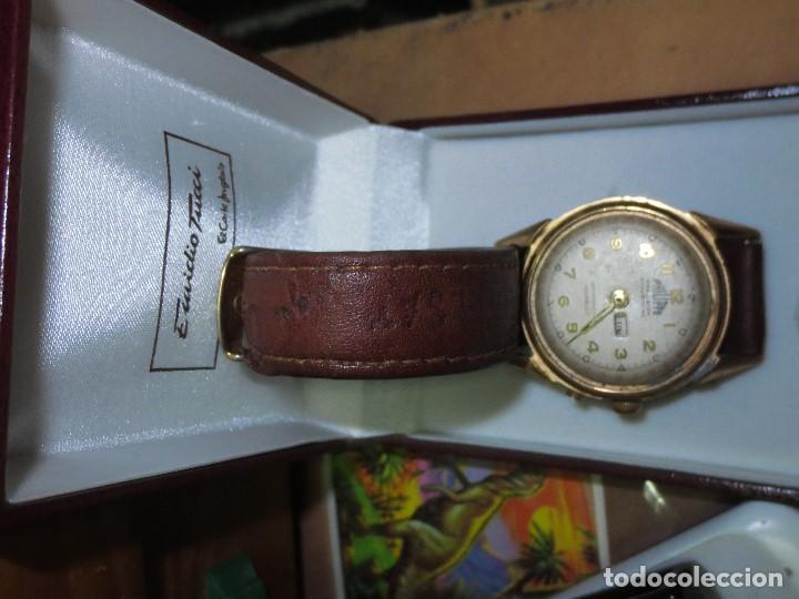 Relojes: PHILIPPE PRECISION 21 RUBIES DOS SELLOS RELOJ PULSERA GRANDE PLACA DE ORO 2º GUERRA MUNDIAL SS - Foto 19 - 128595335