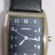 Relojes: RELOJ MARLIN BARCELONA DE CUARZO. Lote 128796855