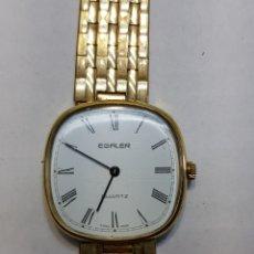 Relojes: RELOJ ANTIGUO DE QUARZO EGALEA SWISS MADE. Lote 128805748