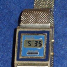 Relojes: RELOJ THERMIDOR DIGITAL SOLAR LOOK,CORREA ORIGINAL,AÑOS 70.. Lote 128806583