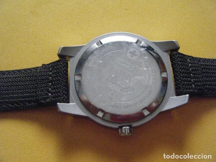 sitio de buena reputación d73b5 78a87 Reloj wenger, swiss military - Sold through Direct Sale ...