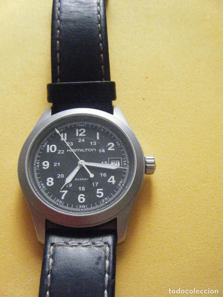 Compraamp; El Página Reloj Usado Mejor Venta Precio Encuentra Hamilton KFcJTl1