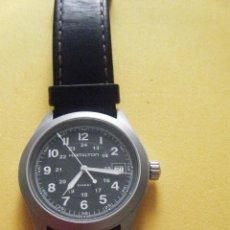 Relojes: RELOJ HAMILTON KHAKI. Lote 128816503