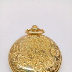 Relojes: RELOJ DE BOLSILLO A PILAS COMO NUEVO. Lote 129220391