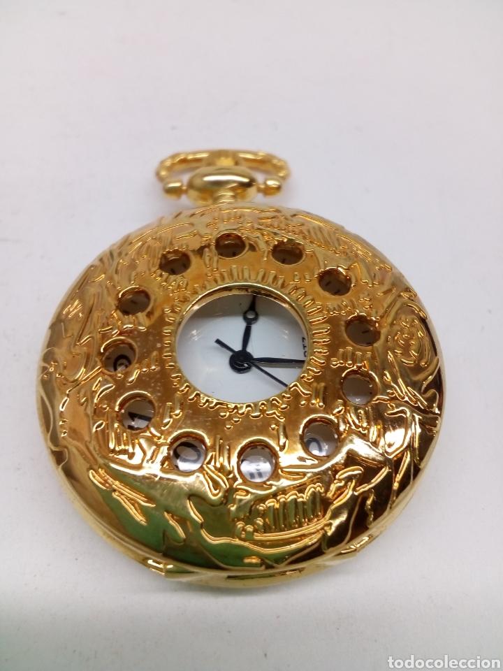Relojes: Reloj de bolsillo a pilas como nuevo - Foto 3 - 129220391