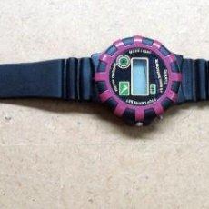 Relojes: RELOJ PULSERA SIN MARCA - FUNCIONA CON PILAS Y ES DE PLASTICO - NO FUNCIONA. Lote 130050703