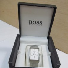 Relojes: RELOJ HUGO BOSS DE CUARZO PARA MUJER - EN SU ESTUCHE. Lote 130051427