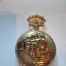 Relojes: RELOJ DE BOLSILLO. A PILAS. Lote 130355539