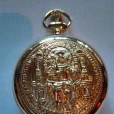 Relojes: RELOJ DE BOLSILLO. A PILAS. Lote 130355612
