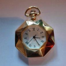 Relojes: RELOJ DE BOLSILLO. A PILAS. Lote 130355838