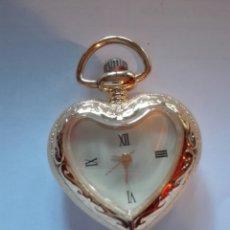Relojes: RELOJ DE BOLSILLO. A PILAS. Lote 130355987