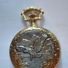 Relojes: RELOJ DE BOLSILLO. A PILAS. Lote 130356282