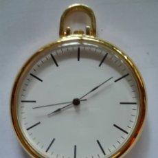 Relojes: RELOJ DE BOLSILLO. A PILAS. Lote 130356324