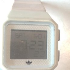 Relojes: RELOJ ADIDAS FUNCIONANDO SIN CORREA. Lote 130580554