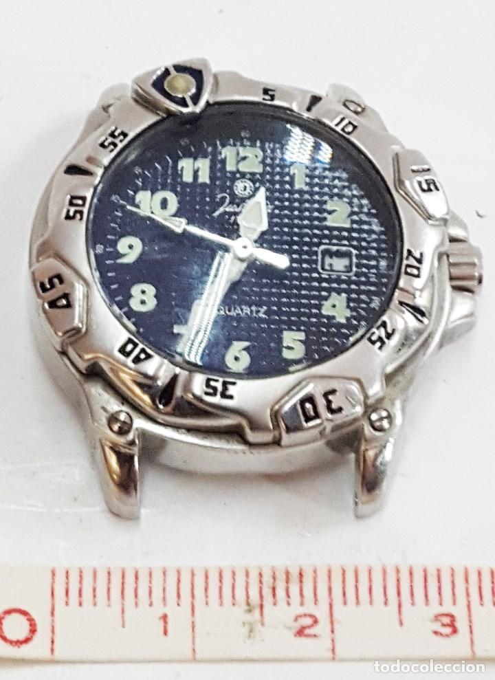 Relojes: Reloj de señora JUSTINA 1898. Sin correa - Foto 2 - 130801788