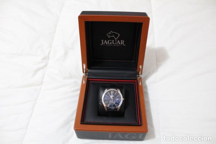 Para Marca J6632sin En Y Reloj Jaguar HombreMódelo Uso Garantía JK13cTluF5