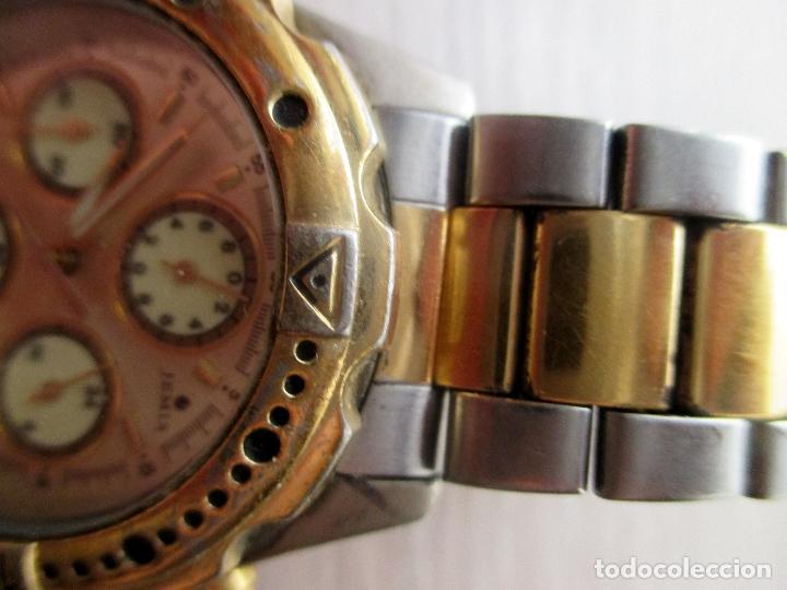 Relojes: RELOJ JEMIS. WATER RESISTANT 50 M. STAINLESS STEEL. - Foto 4 - 131227831