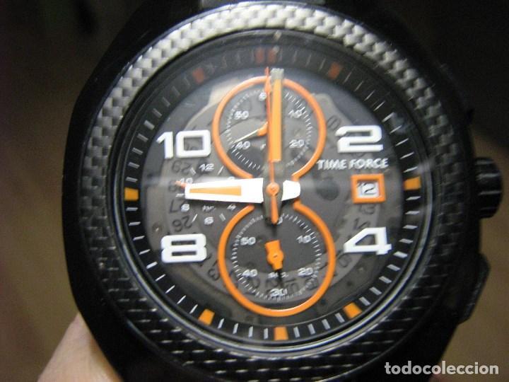 083a1c485ff6 2 fotos RELOJ TIME FORCE TF3079M - EDICIÓN RAFA NADAL (Relojes - Relojes  Actuales - Otros) ...