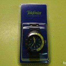 Relojes: RELOJ PROMOCIONAL TELEFONICA NUEVO. Lote 131452946
