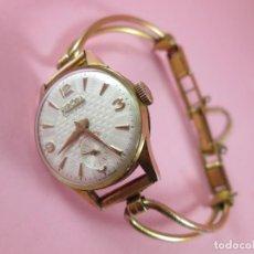 Relojes: RELOJ-SEÑORA-HERODIA-SWISS MADE-ANTIMAGNETIC-15 RUBÍES-C.1960-FUNCIONANDO PERFECTAMENTE-VER FOTOS. Lote 131658054