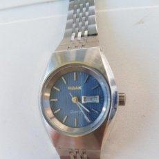 Relojes: RELOJ ANTIGUO RADIANT DE ANTIGUA JOYERIA NUEVO SIN USAR FUNCIONANDO,AÑOS 70-80 APROX. Lote 131678230