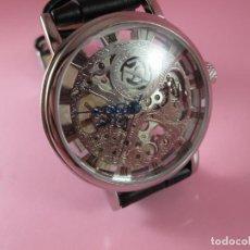 Relojes: RELOJ-GOER SKELETON-EXCELENTE ESTADO-CORREA A DEFINIR-VER FOTOS. Lote 211437086