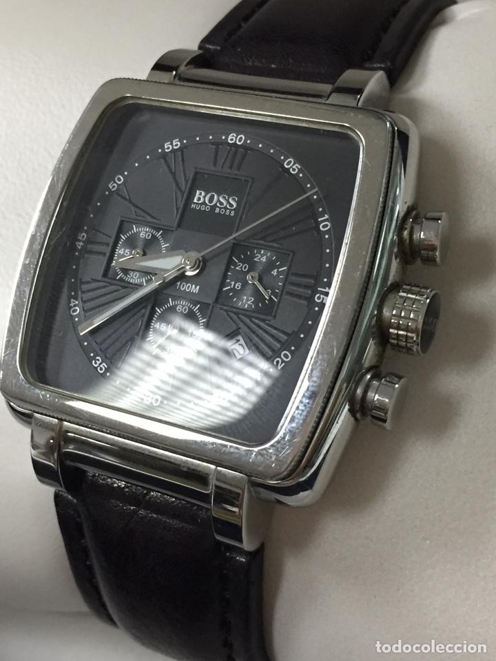 Relojes: Reloj cronometró HUGO BOSS - Foto 2 - 132421373