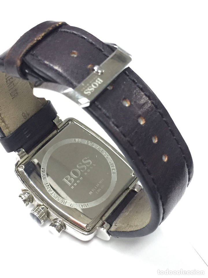 Relojes: Reloj cronometró HUGO BOSS - Foto 5 - 132421373