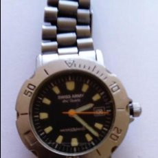 Relojes: RELOJ DE MUJER SWISS ARMY. Lote 132545110