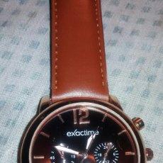 Relojes: RELOJ DE CABALLERO EXACTIME. Lote 132698819