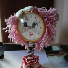 Relojes: RELOJ FORMA MUNECA . ELECTRICO . ORIGEN ITALIA. Lote 132814641