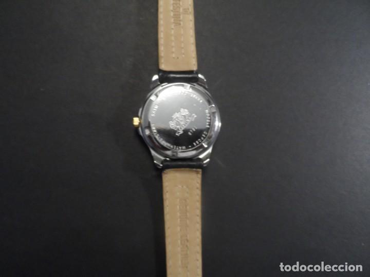 Relojes: RELOJ CORREA CUERO SEÑORA-CADETE ACERO Y DORADO. FESTINA. MULTIFUNCION. QUARTZ. SIGLO XX - Foto 3 - 132910310
