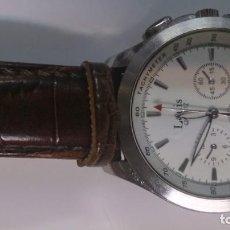 Relojes: RELOJ LOUIS QUARTZ SWISS MADE (FALTA PILA). Lote 133197138