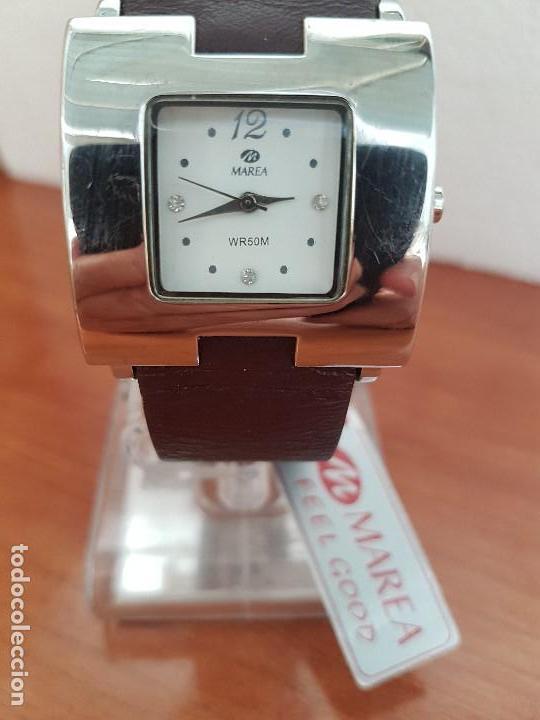 f9eb82514e20 reloj de señora marea de cuarzo en acero con es - Comprar Relojes ...