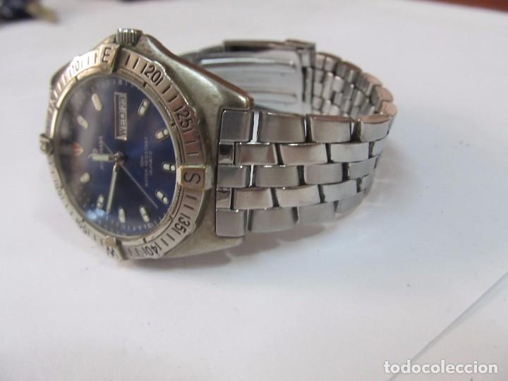 Relojes: RELOJ JUNGHANS DE CUARZO, CON CALENDARIO - Foto 4 - 133462678