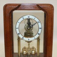 Relojes: RELOJ ALEMAN DE SOBREMESA DE TORSIÓN.. Lote 133893014