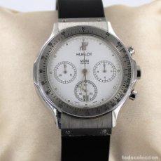 Relojes: HUBLOT UNISEX ACERO CRONO. Lote 133969358