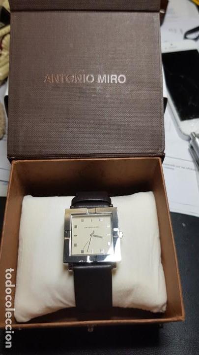 Relojes: Reloj Antonio Miro - Foto 2 - 134400534