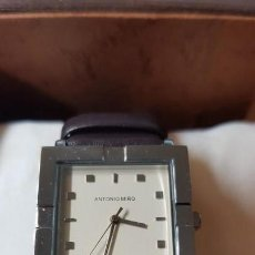 Relojes: RELOJ ANTONIO MIRO. Lote 134400534