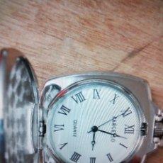 Relojes: RELOJ BOLSILLO MALETIN. Lote 134546030