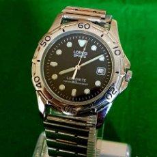 Relojes: RELOJ LORUS SPORTS LUMIBRITE. Lote 134885290