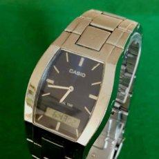 Relojes: RELOJ CASIO DUAL TIME CON CRONOGRAFO,. Lote 134887010