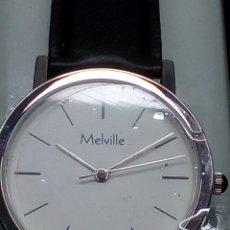 Relojes: RELOJ MELVILLE QUARTZ NUEVO EN SU ESTUCHE. Lote 207122151
