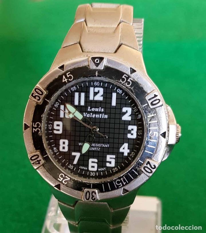 Relojes: RELOJ LOUIS VALENTIN - Foto 3 - 135107126