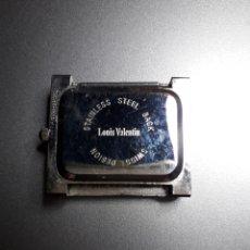 Relojes: BONITO RELOJ DE MUJER LOUIS VALENTIN QUARTZ, FUNCIONA PERFECTAMENTE. Lote 135451167